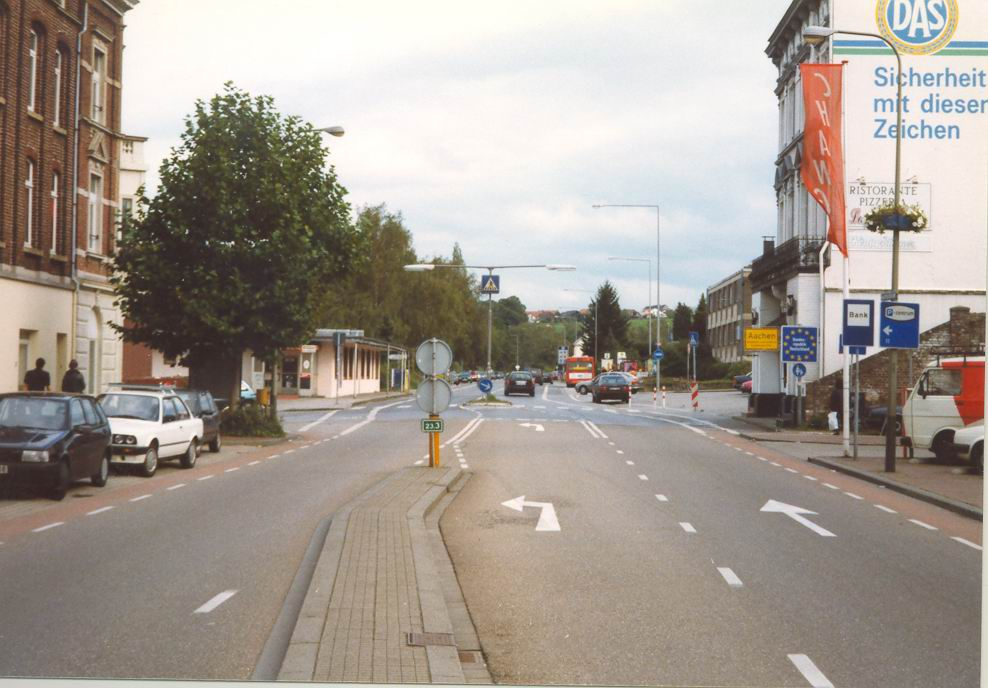 Grenze/Border Aachen & Vaals, Photo: Markus Schweiss
