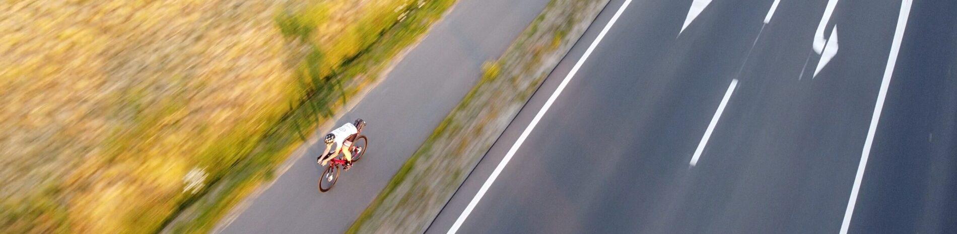 Bert on the road